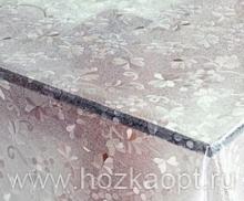 219-001ТС Клеенка DEKOLINE Crystal 1,37*20м прозрач.