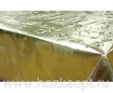 20306 Клеенка ажурн. 1,37*20м золото