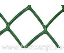 Решетка заборная, ячейка 60*60мм, 1,8*25,0м АгроПолимер