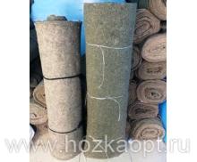 Войлок толщ. 8мм, шир.1,5м, плотн. 700-720 гр/кв.м., 85%шерсти (в рул.20п.м.)