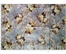 234-1 Клеенка Paloma 1,4*20м (кор.розы на сером)