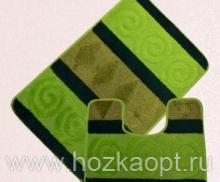 Коврик для в/к Avangart 1пр. 40*60 (PhosphoricGreen)