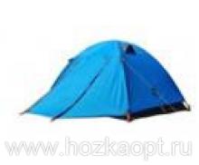 "81-630 Палатка туристич. 3-х мест., двухслойная ""Аляска"", 210*150*110см, WILDMAN 1/5"