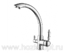 5179-7 Смеситель для кухни с выходом для питьевой воды. Accoona