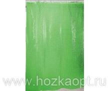 Шторы 3D (зеленый) 180х180 см 1/24