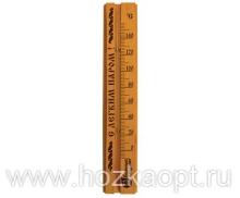 "18018 Термометр ""С легким паром"" 21*4*1,5см"