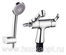 9790 Смеситель для раковины с гигиеническим душем. Accoona