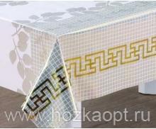 21170 Клеёнка на тканевой основе с тиснением золото 1,37*20м (PW5-003-S03)