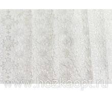 20245 Клеенка ажурн. 1,37*20м серебро мод.ZY-S341A