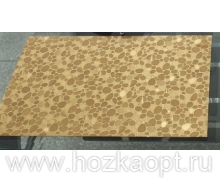 "4984 Покрытие д/стола ""Table Mat"" Metallic 0,80*20м.золото,TD142-А003"
