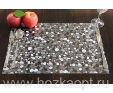 "4977 Покрытие д/стола ""Table Mat"" Transparent 0,80*20м.TD142-001"