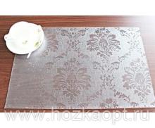 "5112 Покрытие д/стола ""Table Mat"" Transparent 0,80*20м.TD144-001"