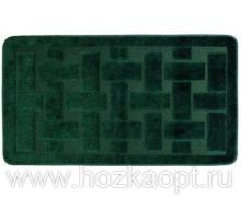 Коврик для в/к Standart  1пр. 60*100 зеленый темн.