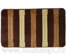Коврик для в/к Avangart 1пр. 50*80 (Brown)