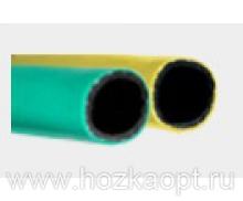 Шланг ПВХ армированный 3-х слойный ø25 мм ,5 атм. (толщина стенки 3,2мм, длина 20м, вес 8,0)