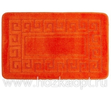 Коврик для в/к Standart  1пр. 50*80 оранжевый