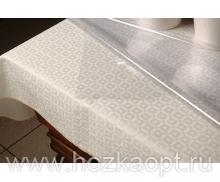 Клеенка Clear Foil 1,4*60м (прозрачная  ПВХ)