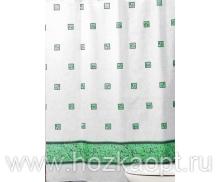 Штора Miranda (Изумруд) зеленый 180х180см