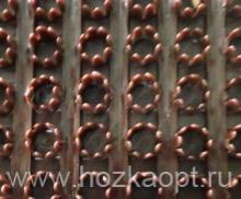 Коврик Травка (жесткий ворс) 90смх15м (коричневый)