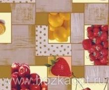 021 Клеенка Paloma 1,4*20м ( ягоды )