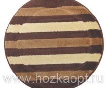 Коврик для в/к Avangart 1пр. D100см (Brown)