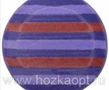 Коврик для в/к Avangart 1пр. D100см (D.Lilas)