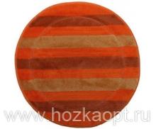 Коврик для в/к Avangart 1пр. D100см (Orange)