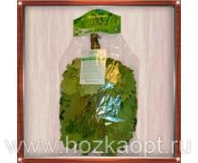 Веник Дуб кавказский Экстра с донником в упаковке